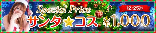 ~12/25限定!!ハニーサンタを超!格安価格で!!